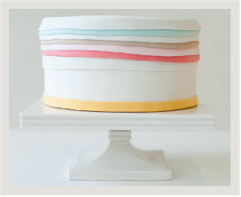 Pre-Designed Fondant Cakes