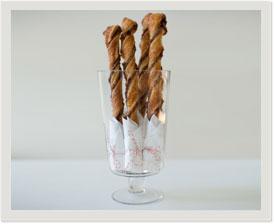 cinnamon straws